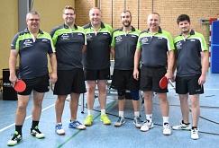 Die Tischtennismannschaft des MTV Bücken©MTV Bücken