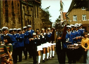 Spielmannszug 1975